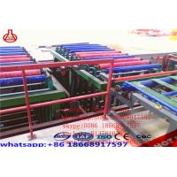 Cheap Precast Concrete Mgo Wall Panel Making Machine High Efficiency And Low Noise for sale