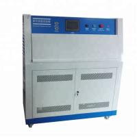 Buy cheap Uv Accelerated Aging Test Machine Touch Screen Uv Lamp Accelerated Weathering from wholesalers