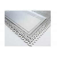 Buy cheap Light Fence Decorative Aluminum Sheet Panels Round Hole Alloy 3003 Temper H24 from wholesalers