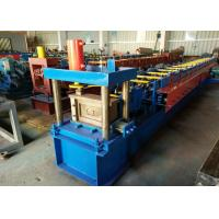 China Automatic Cutting C Profile Channel Purlin Roll Forming Machine Roofing Truss on sale
