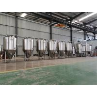 China Craft beer brewing vessel pub brew alcohol brewing equipment on sale