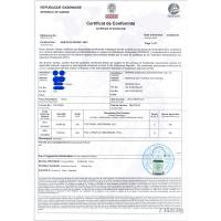 Haining Oasis Building Material CO.,LTD Certifications