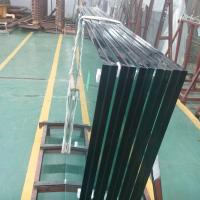 Cheap 40mm Thick clear Laminated Safety Tempered Glass Dance Floor Price m2 with Ce/CCC/ISO9001 for sale