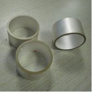 Cheap Tubular Or Ring Shape Piezo Ceramic Plate For Ultrasonic Sensors for sale