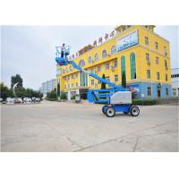 Cheap High Altitude Aerial Boom Lift Equipped With Balanced Valve Long Durability for sale
