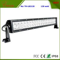 Cheap Flood Bar Truck Boat Offroad 4WD Vs Aurora LED 120W CREE LED Work Light Bar for sale