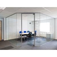 China Adjustable Wall Panel Modern Office Partitions Environmental Protection on sale