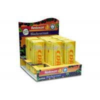 China Recyclable Lightweight Cardboard Counter Display 9 Slots With Curved Header on sale