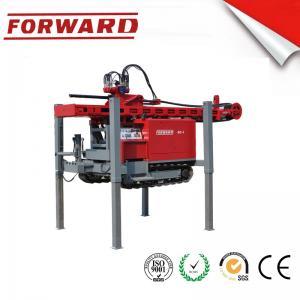 Multifunction Crawler Mounted Mud Drilling Water Well Drilling Rig / water borehole Drilling Rig