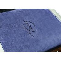 Cheap Strong Toughness Micro Cloths For Cleaning , Sole Cleaner Microfiber Dust Cloths for sale