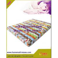 Cheap Bedspreads Rubberized Coir Mattress for sale