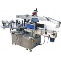 High speed label applicator machine for boxes with coding machine