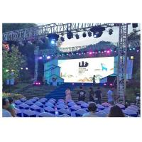 Cheap Waterptoof Outdoor Rental LED Display SMD2727 Lamp 5500 Nits Arcable LED Panel for sale