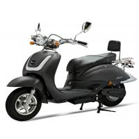 Cheap 1500W EEC Electric Moped Scooter 60V 28AH For Short Trip / Working for sale