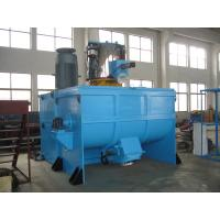Cheap Horizontal Industrial Mixing Equipment , High Shear Mixer 110 / 150 / 30kw for sale