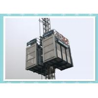 Cheap Passenger And Material Hoist Rack And Pinion Hoists With CE Certificate for sale