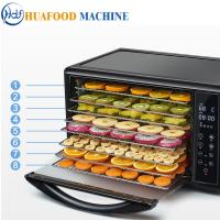 Cheap Professional Automatic Food Processing Machines Automatic Food Dehydrator For Herb / Fruit for sale