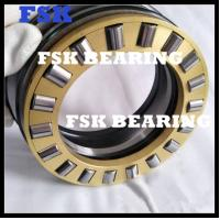 Buy cheap Brass Cage 81168 M Cylindrical Roller Thrust Bearings Two Direction from wholesalers