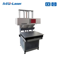 Cheap 3D CO2 Laser Marking Machine Wood Engraving Machine for sale
