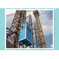 Cheap High Performance Personnel And Material Hoist Elevator , Industrial PM Hoist wholesale