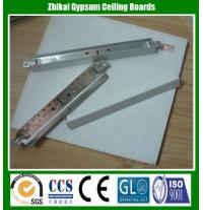 China China Mineral Fiber Ceiling Tiles False Ceilings on sale