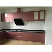 High Glossy Lacquer Kitchen Cabinet Project Kitchen