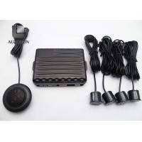 China Real View Car Parking Sensor Front Rear Wireless Parking Sensors Car Rearview Parking System on sale