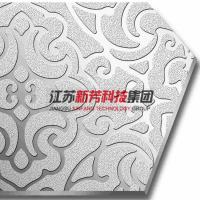 Buy cheap Press Mould Geometrical Pattern Stainless Steel Press Plate 3-6mm thickness HS code 84802000 from wholesalers