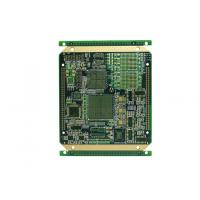 Buy cheap HDI 16 Layer FR4 Custom PCB Boards High TG ENIG PCB 2.43mm Board Thickness from wholesalers