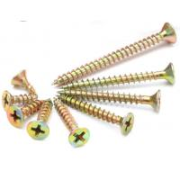 Cheap Double Csk Head Pozi Chipboard Flooring Screws For Squeaky Floorboards DIN7505 for sale