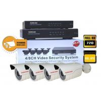 Cheap HD SDI Security Camera NVR System Support Intelligent Video Analysis for sale