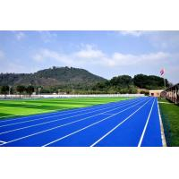 Odorless Running Track Surface Material Anti UV Water Vapor Resistant