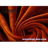 Cheap China wholesell high quality dyeing silver fox wool fabric/velvet for apparel and sofa for sale