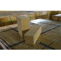 High Density Shaped High Alumina Refractory Brick , Insulated Refractory Fire Bricks