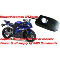 Cheap Waterproof Motorcycle Mini GSM SMS GPRS GPS Tracker Locator W/ Cut-off Oil & Power By SMS for sale