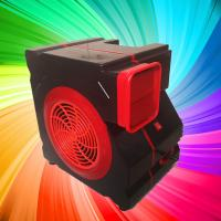 Cheap 50 / 60 Hz Inflatable Bounce House Blower Flame Retardant Plastic Shell for sale