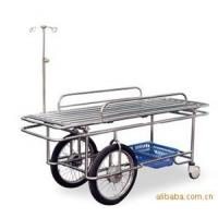 Cheap high quality Patient stretcher trolley Big Wheel for sale
