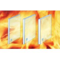Cheap Monolithic Fire Resistant Glass Laminated 5mm 6mm 8mm For Hotel for sale