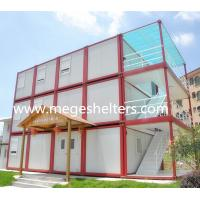 Cheap Prefab Container House- Customized Container House for sale
