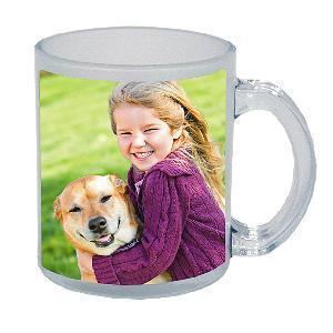 Cheap Sublimation Glass Mug, 11oz for sale