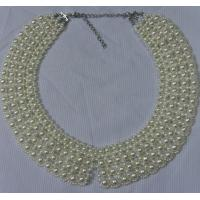 Cheap Various Circles Women Dress Chain and  Bead Collar OEM and ODM for sale