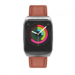 Cheap ECG Monitor TPU Band TI 129X Healthcare Smart Watch for sale