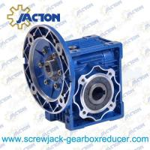 Cheap NMRV025 Worm Gearbox 4Nm to 15Nm Power 60w, 90w for sale