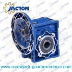 Cheap NMRV050 Worm Gearbox 33Nm to 101Nm Power 180w, 220w, 250w, 370w, 550w, 750w for sale
