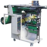 China 8 rows liquid packing machine for shampoo,sauce,ketchup and juice on sale
