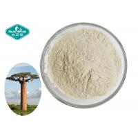 Buy cheap Healthy Antioxidant Rich Baobab Fruit Powder with Natural Vitamin C and Fiber from wholesalers