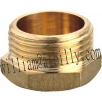 Cheap Forged Male Brass Plug (brass fitting, brass pipe fitting) for sale