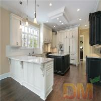 Buy cheap Custom Hardwood Design Kitchen Cabinetry Made in China from wholesalers