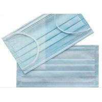 Cheap Dust Prevention Disposable Surgical Mask , Disposable Earloop Face Mask for sale