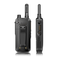 China Waterproof 1.2Ghz 3500mah 16 Channels Radio Walkie Talkie on sale